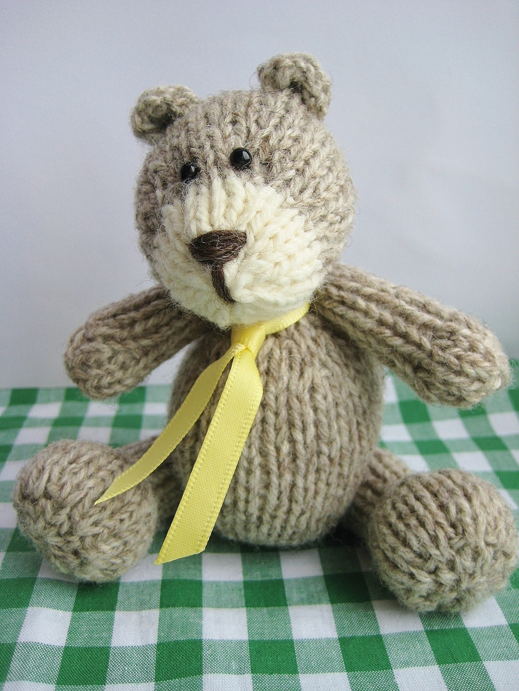 Bliss Teddy Bear (1)
