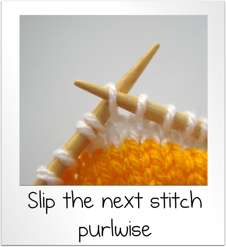 Knitting Increase In Next Stitch Purlwise : How to wrap and turn and knit short rows