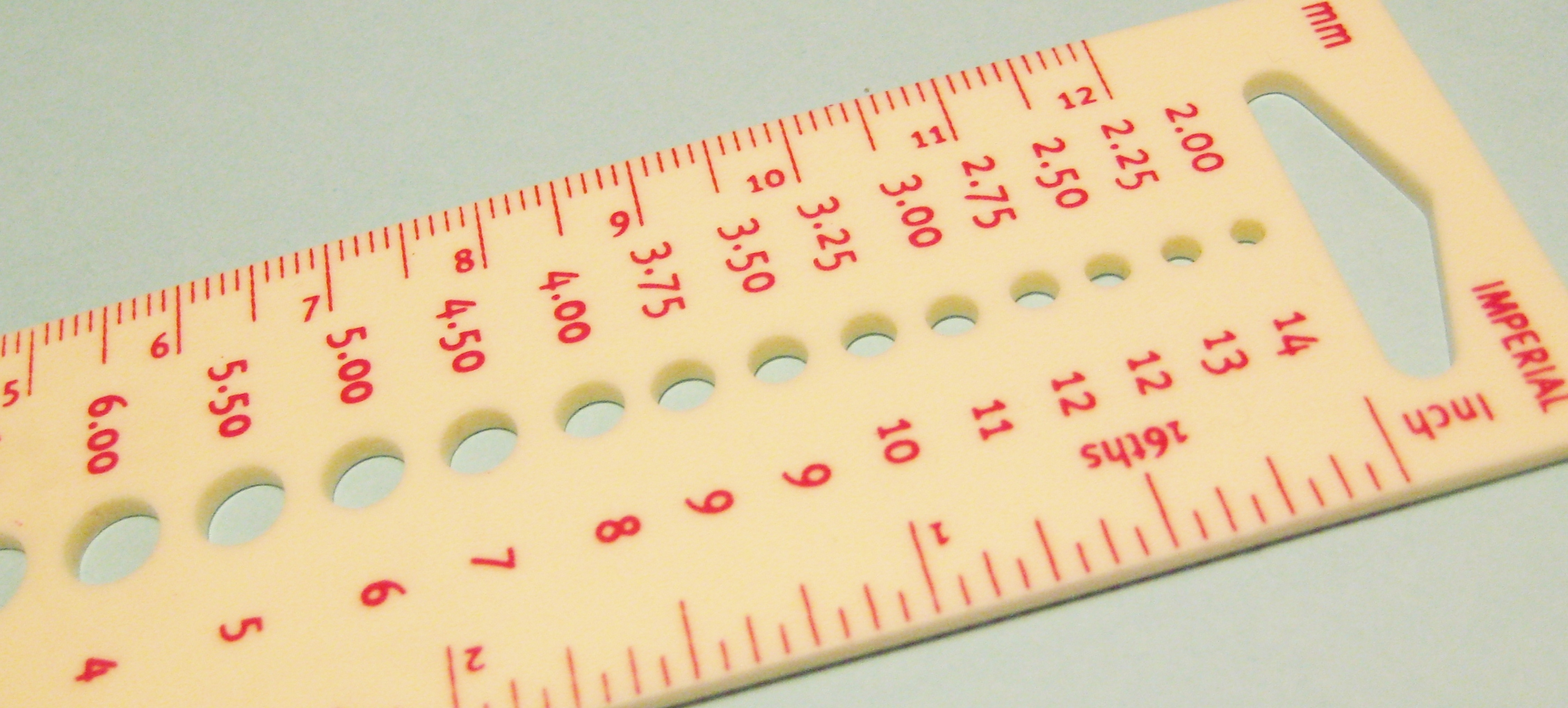 Knitting Needle Size Conversion Chart