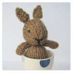 Egg Cup Bunny