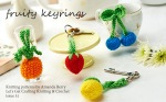 Fruity keyrings