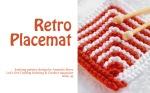Retro placemat
