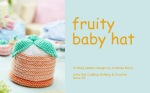 Fruity baby hat