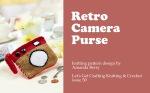 Retro Camera Purse